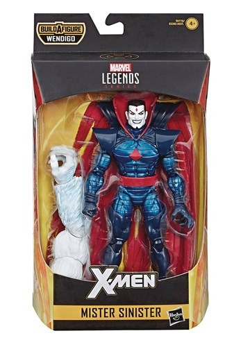 Mr. Sinister X-Men Legends 6in Action Figure