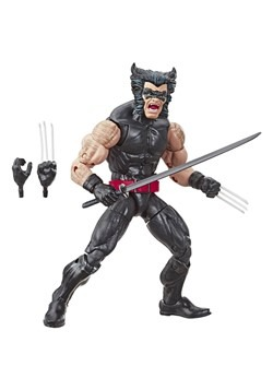 X-Men Legends X-Force Wolverine 6in Action Figure