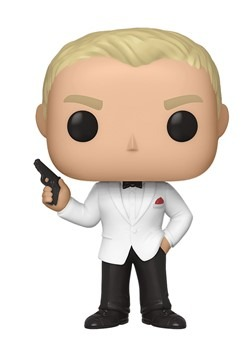 Pop! Movies: James Bond- Daniel Craig (Spectre) Specialty Se