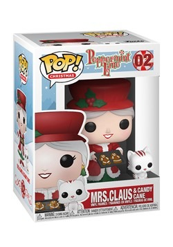 Pop! Funko: Holiday- Mrs. Claus