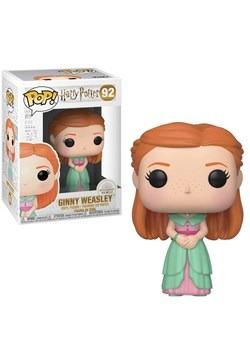 Pop! Harry Potter- Ginny Weasley (Yule Ball)