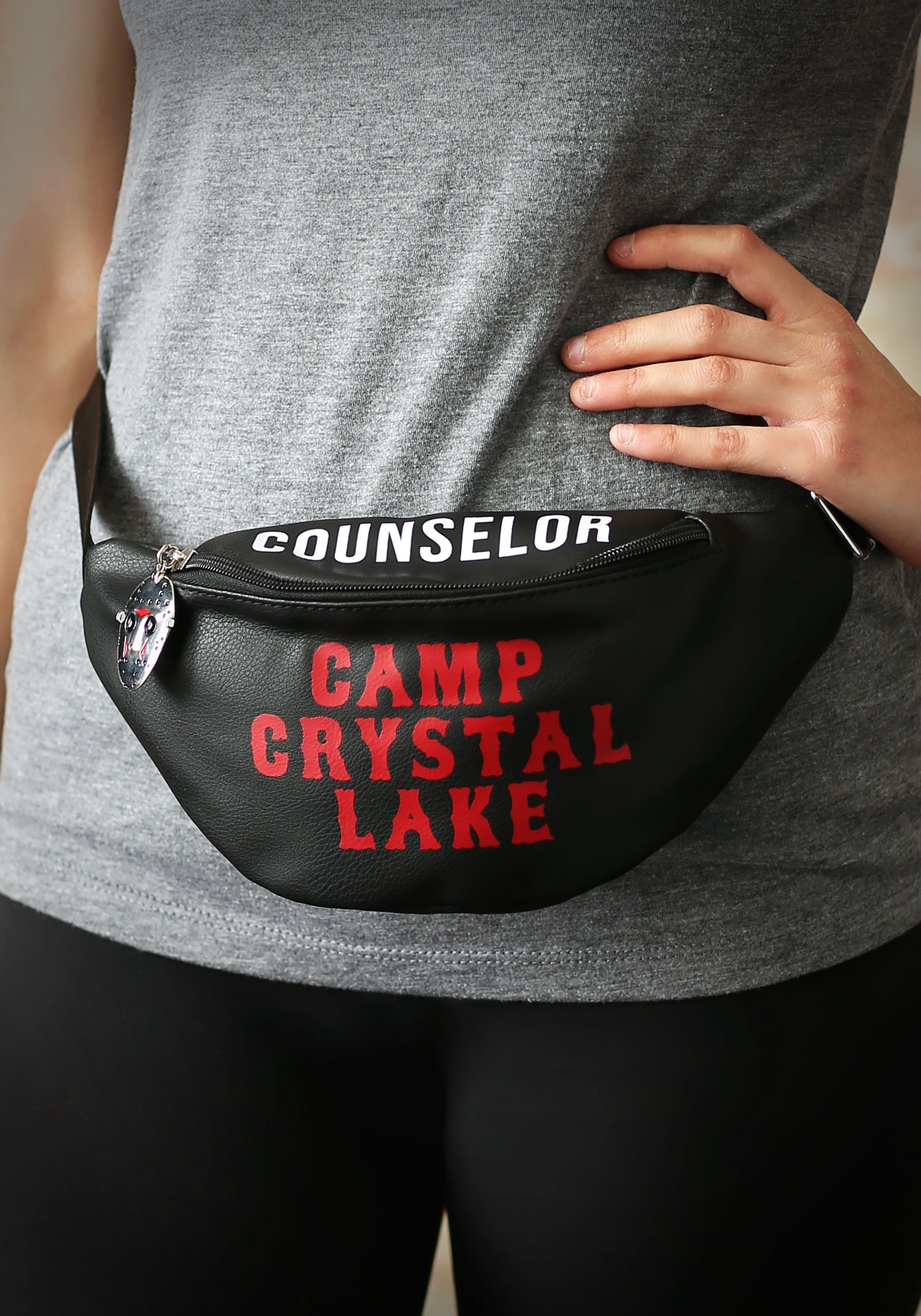 Camp Counselor Friday The 13th Bum Pack