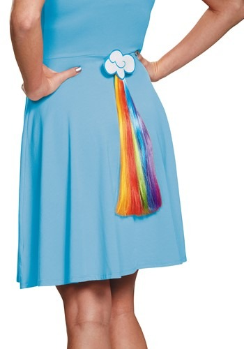 My Little Pony Adult Rainbow Dash Tail Accessory
