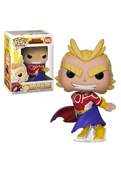 Pop! Animation: My Hero Academia- All Might (Silver Age)
