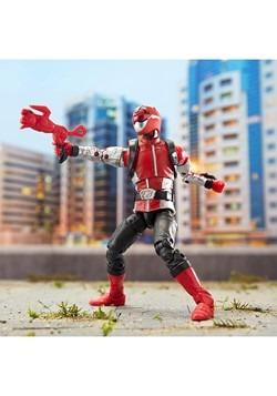Power Rangers Lightning Collection Beast Morphers Red Ranger