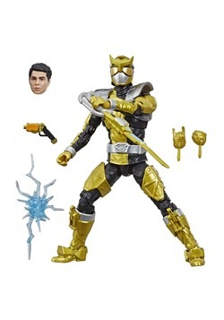 Power Rangers Lightning Collection Beast Morphers Gold Range