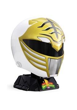 Power Rangers Lightning Collection Premium White Ranger Helm