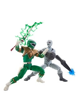 Power Rangers Lightning Collection Green Ranger vs. Putty Pa