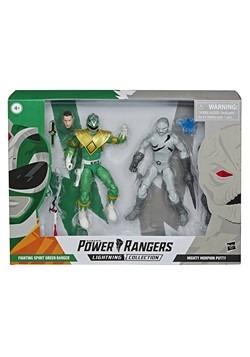 Power Rangers Lightning Collection Green Ranger vs. Putty Pa