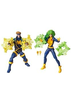 "Marvel Legends 90s Havok and Polaris 6"" Action Figure 2-Pack"