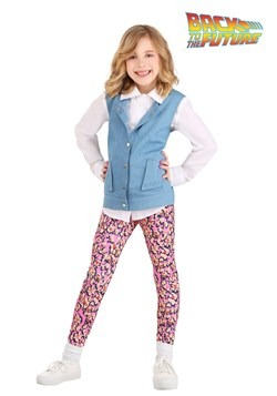 Girl's Jennifer Parker Costume