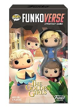 Pop! Funkoverse The Golden Girls- 100- Expandalone Strategy
