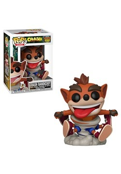 Pop! Games: Crash Bandicoot S3- Crash