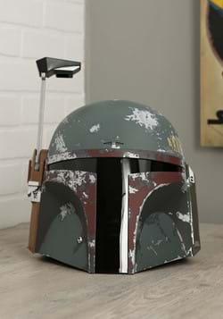 Boba Fett Helmet from Star Wars the Black Series for Adults