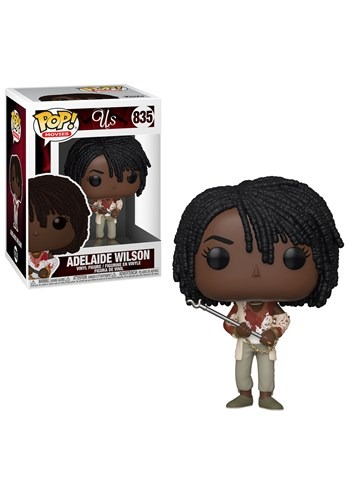 Pop! Movies: Us- Adelaide w/ Chains & Fire Poker