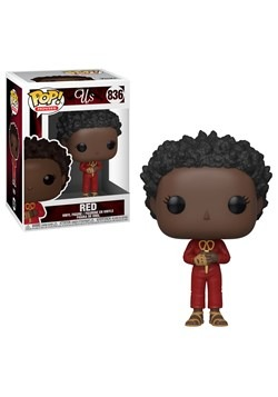 Pop! Movies: Us- Red w/ Oversized Scissors