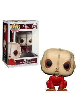 Pop! Movies: Us- Pluto w/ Mask w/ Chase