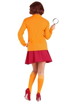 Women's Classic Scooby Doo Velma Costume Back