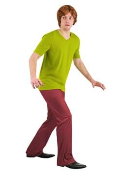 Plus Size Classic Scooby Doo Shaggy Costume