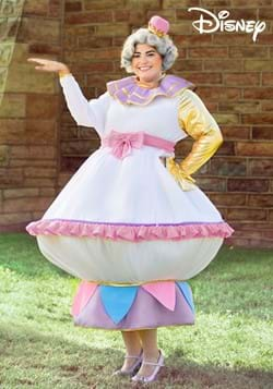 Plus Size Beauty and the Beast Mrs Potts Costume