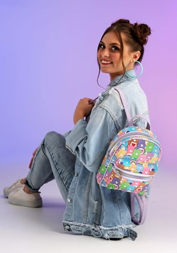 Care Bears Classic All Over Print Mini Backpack Alt 1