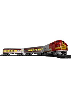 Lionel Santa Fe Diesel Passenger Ready-to-Play Set