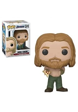 Pop! Marvel: Endgame - Thor w/ Pizza