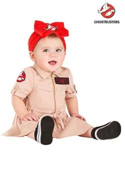 Ghostbusters Dress Costume for Infants Update