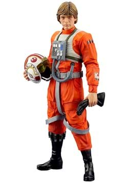 Star Wars Luke Skywalker X-Wing Pilot ArtFX+
