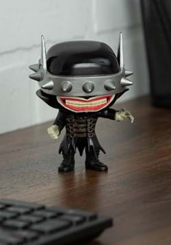 Funko Pop! Dark Nights Metal Batman Who Laughs Vinyl