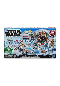 Star Wars Rise of Skywalker Micro Force Advent Calendar