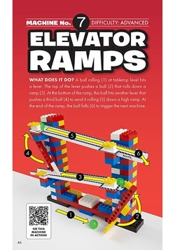 LEGO Chain Reactions Activity Kit Alt 4