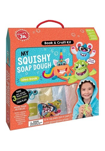 My Squishy Soap Dough Craft Kit