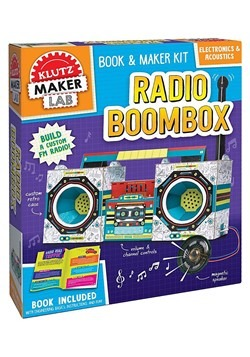 Radio Boombox STEM Kit