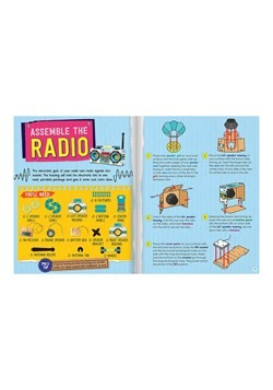 Radio Boombox STEM Kit Alt 1