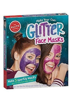 Make Your Own Glitter Face Mask Activity Kit
