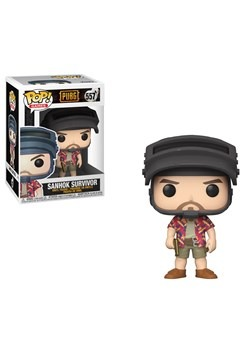 Pop! Games: PUBG - Hawaiian Shirt Guy