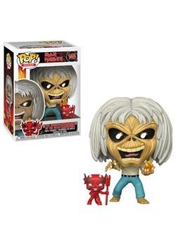 Pop! Rocks: Iron Maiden- Number of the Beast (Skeleton Eddi