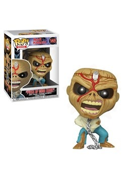 Pop! Rocks: Iron Maiden- Piece of Mind (Skeleton Eddie)