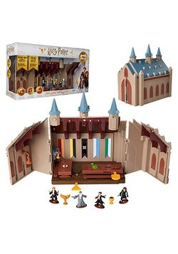 Harry Potter Playset Hogwart's Great Hall Deluxe Playset