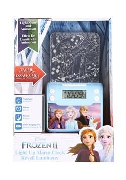 Frozen 2 USB Charging Nightlight Alarm Clock