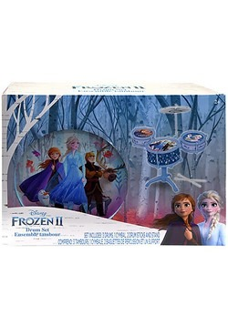 Frozen 2 Drum Music Set