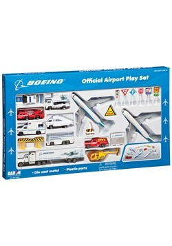 Boeing Airport Playset