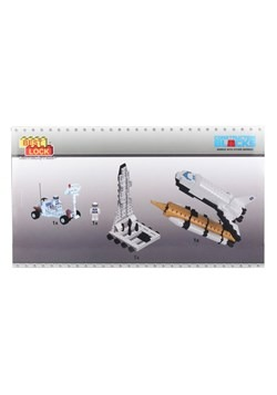 Best Lock Space Shuttle Construction Set