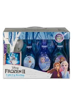 Frozen 2 Toy Bowling Set