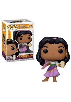 Pop! Disney: Hunchback of Notre Dame-Esmerelda
