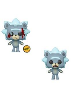 Pop! Animation: Rick and Morty- Teddy Rick