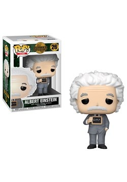 Pop! Icons: Albert Einstein