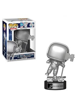 Pop! Icons: MTV - Moon Person