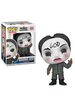 Pop! Movies: The Purge - Waving God (Anarchy)